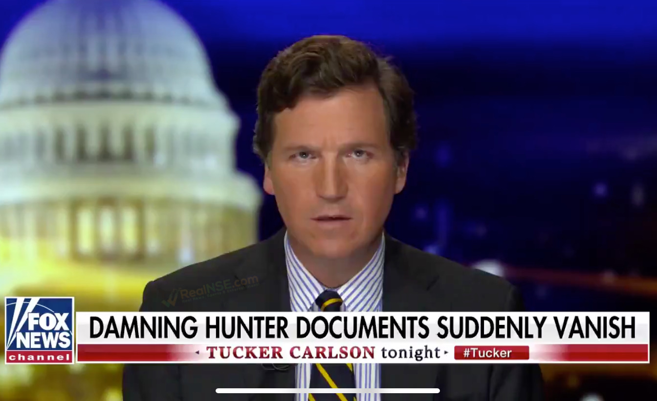 BREAKING EXCLUSIVE: LAPTOP FROM HELL BOMBSHELL - Hunter