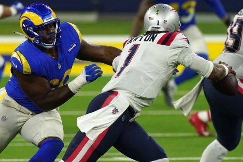 Patriots Rams recap